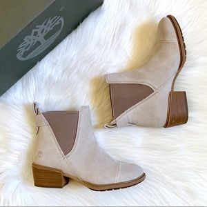 Timberland Sutherlin Bay Slouch Chelsea Boots